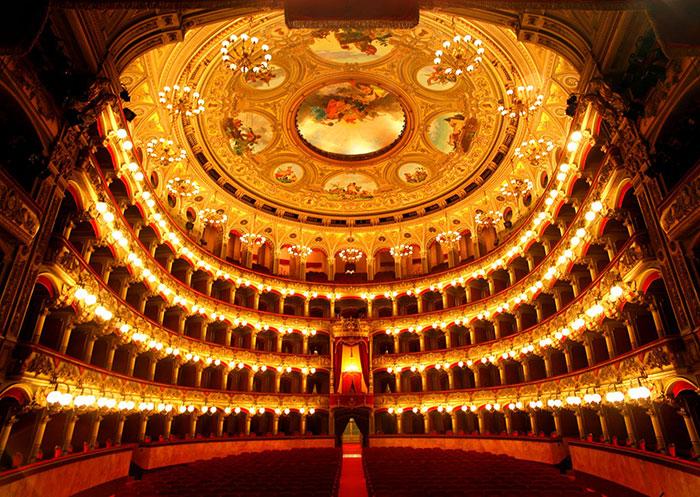 Vincenzo Bellini Theater - Indoor