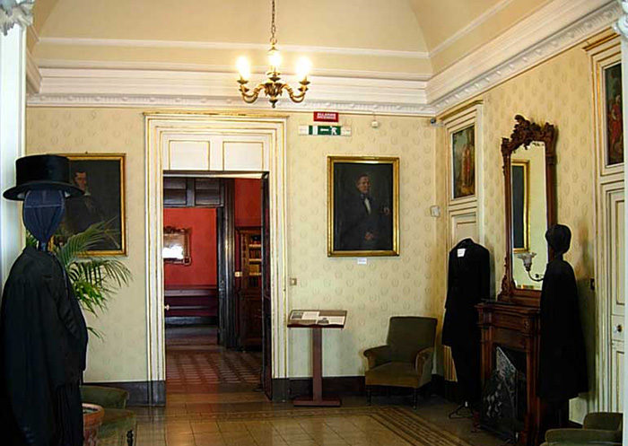 Das Haus-Museum von G. Hahn