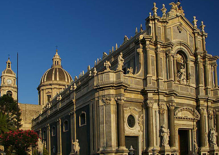 Cathedral of Catania - S. Agata